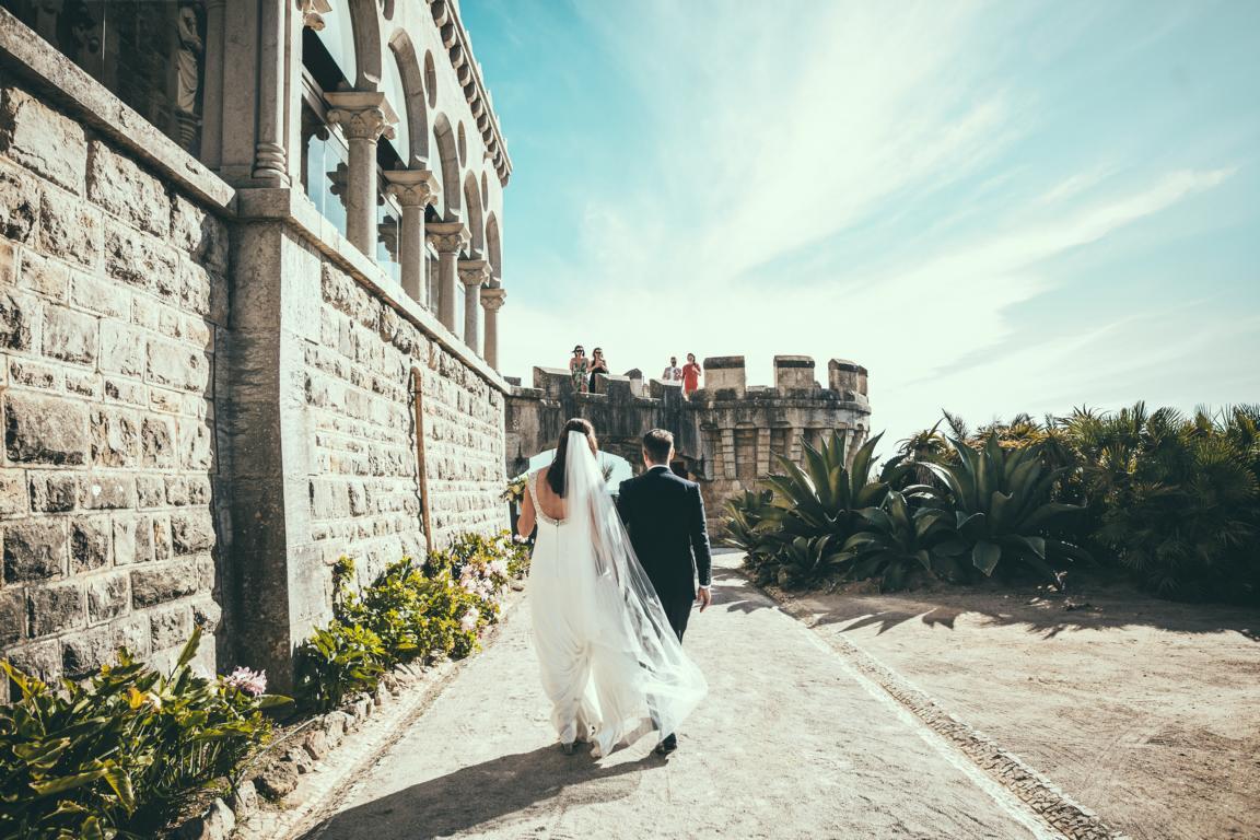 forte da cruz wedding venue coast portugal